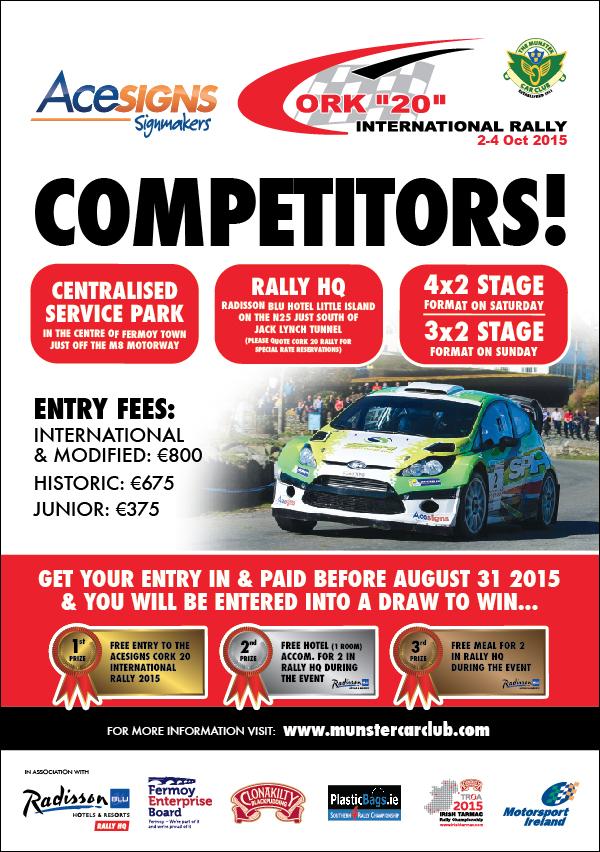 homepage main graphic | munster car club