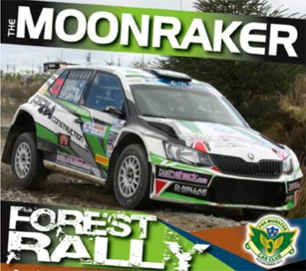 The Moonraker Forest Rally 2017
